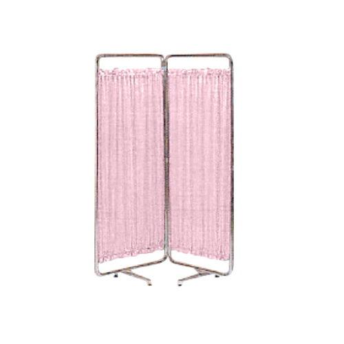 中巾衝立 SP-30型(二つ折 120x153cm) ピンク【smtb-s】