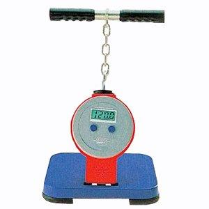 デジタル背筋力計(SN-433) デジタル表示の背筋力計で測定値と最高値を表示します【smtb-s】