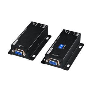 サンワサプライ ディスプレイエクステンダー(受信機電源不要・セットモデル) VGA-EXSET3 送料無料!