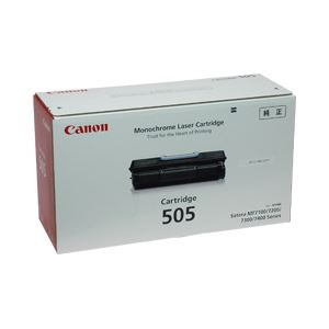PC関連用品 トナー インク ハイクオリティ コピー機用トナーカートリッジ 純正品 キヤノン 単位:1個 お見舞い Canon 印字枚数:6700枚 トナーカートリッジ 送料無料 型番:カートリッジ505