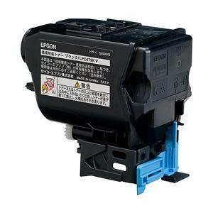 エプソン(EPSON) LP-S820/M720F用 環境推進トナー ブラック(6300ページ) LPC4T9KV 送料無料!
