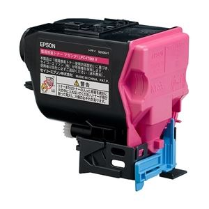 エプソン(EPSON) LP-S820/M720F用 環境推進トナー マゼンタ(6400ページ) LPC4T9MV 送料無料!