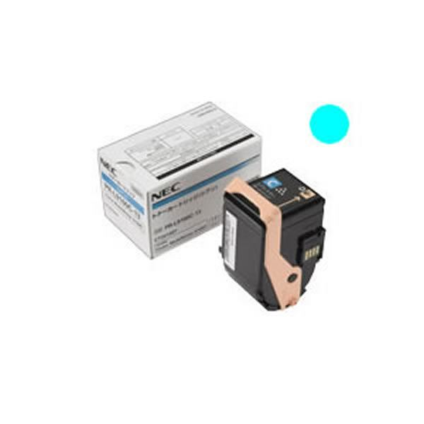 【純正品】 NEC エヌイーシー トナーカートリッジ 【PR-L9100C-13 C シアン】 送料無料!