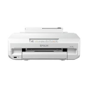 エプソン A4インクジェットプリンター/単機能/有線・無線LAN/6色染料/EpsoniPrint対応 EP-306 送料込!