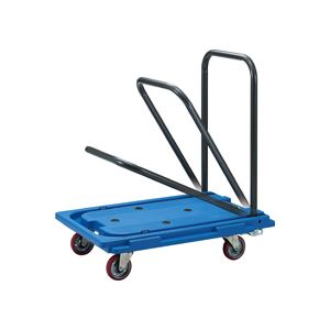アイケーキャリー 多機能樹脂台車 150kg荷重 RP101B 1台 送料無料!