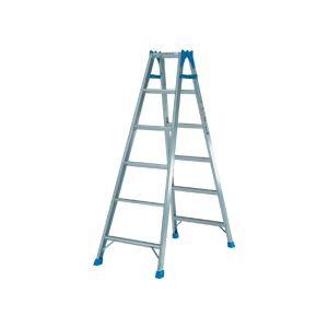 ピカ ステップ幅広 はしご兼用脚立 1680mm KW-180 1台 送料込!
