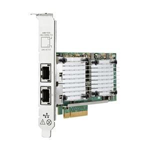 Ethernet 10Gb 2ポート 530T ネットワークアダプター 送料込!