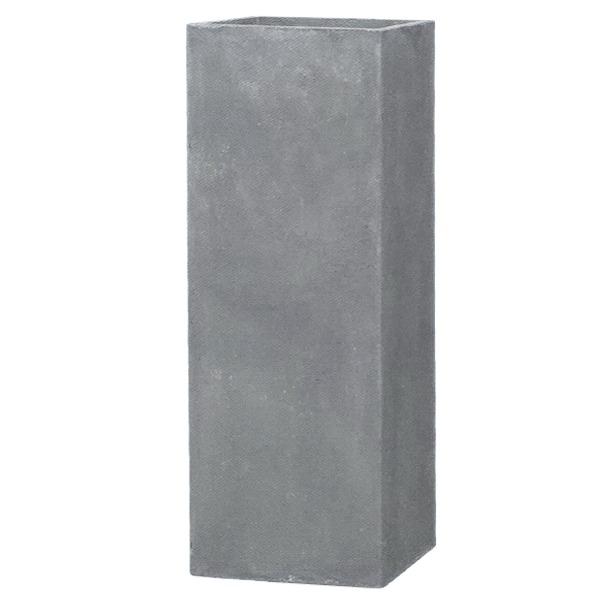 ファイバークレイ製 軽量 大型植木鉢 軽量 バスク 大型植木鉢 グレー タワー グレー H120cm 送料込!, シッポウチョウ:d8516fa4 --- sunward.msk.ru