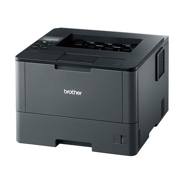 ブラザー工業 A4モノクロレーザープリンター 40PPM/両面印刷/有線LAN HL-L5100DN 送料込!