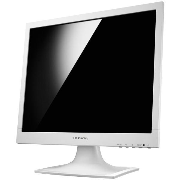 アイ・オー・データ機器 「5年保証」フリッカーレス設計採用17型スクエア液晶ディスプレイ(保護ガラスフィルター付き) LCD-AD173SESW-P 送料無料!