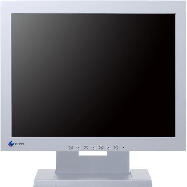 EIZO 38cm(15.0)型タッチパネル装着カラー液晶モニター DuraVision FDX1501T-Aグレイ FDX1501T-AGY 送料無料!