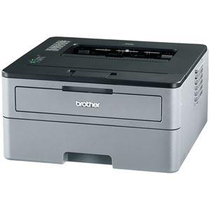 ブラザー工業 A4モノクロレーザープリンター/30PPM/両面印刷 送料無料!