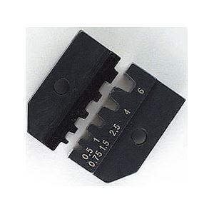 KNIPEX(クニペックス)9749-08 圧着ダイス (9743-200用) 送料無料!