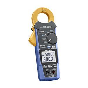 日置電機 AC DCクランプメータ 最新 DC600A 代引不可 新品 送料無料 送料無料 CM4372 Bluetooth搭載