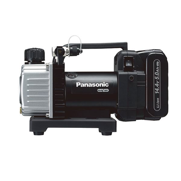 Panasonic(パナソニック) EZ46A3LJ1F-B 14.4V5.0Ah充電真空ポンプ 送料込!