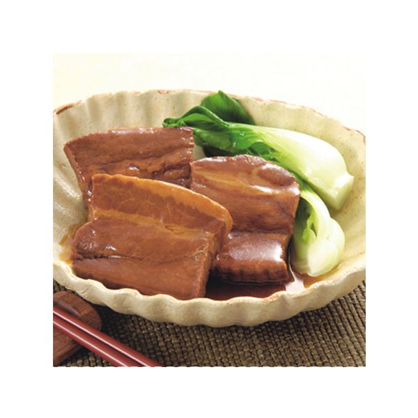 豚バラ肉をほろりと柔らかく煮込ました! 豚の角煮缶詰 36缶【代引不可】 送料込!