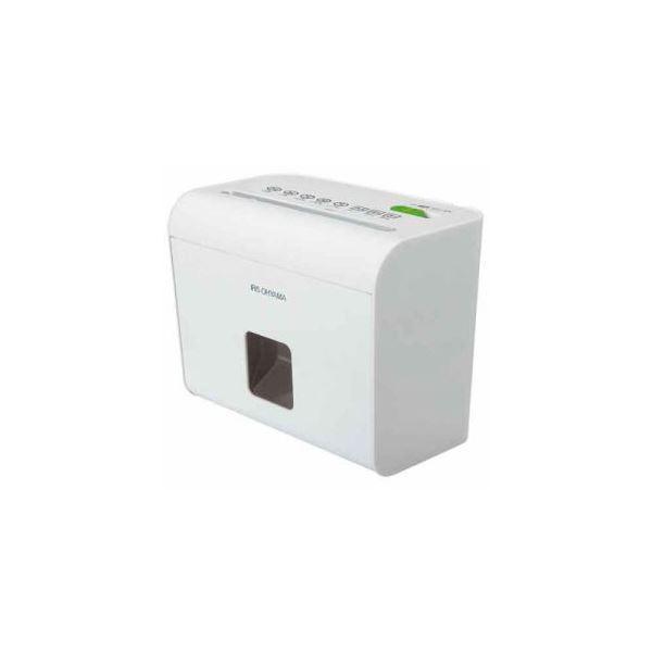 マイクロカットシュレッダー A5サイズ ホワイト HS4SC アイリスオーヤマ マイクロカットシュレッダー A5サイズ ホワイト HS4SC 送料込!