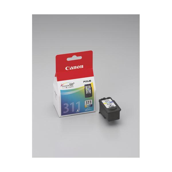 (業務用セット) キヤノン Canon インクジェットカートリッジ BC-311 3色カラー 1個入 【×3セット】 送料無料!