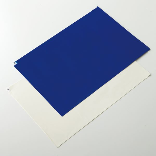 粘着クリーンマット CCT200-609W ■カラー:白 【8シート1組】【代引不可】 送料無料!