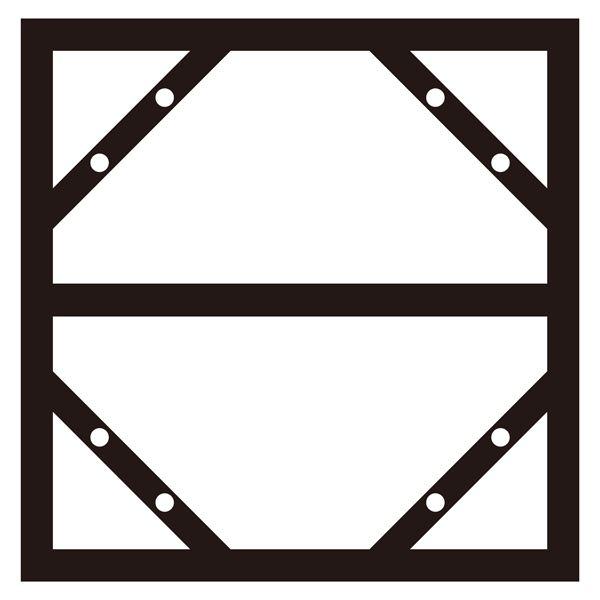 スライドアングル (300×600mm・明治山型用) KHY-2SA【代引不可】 送料込!