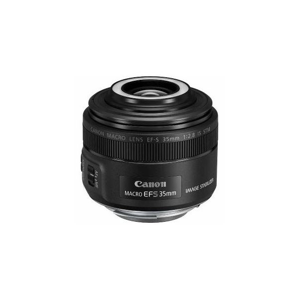 Canon EF-S3528MISSTM 交換用レンズ EF-S35mm F2.8 マクロ IS STM EF-S3528MISSTM 送料無料!