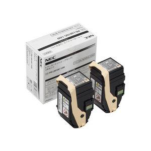 NEC トナーカートリッジ ブラック 2本セット PR-L9010C-14W 送料無料!