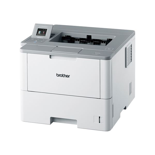 ブラザー工業 A4モノクロレーザープリンター 50PPM/両面印刷/有線・無線LAN HL-L6400DW 送料込!
