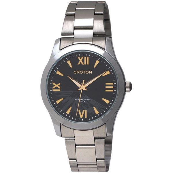 CROTON(クロトン)  腕時計 3針 日本製 RT-168M-A
