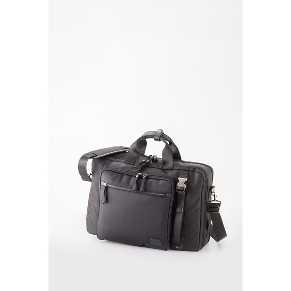 ビジネスバッグ/3WAYバッグ 【ブラック】 H45×W30×D10cm B4サイズ 送料無料!