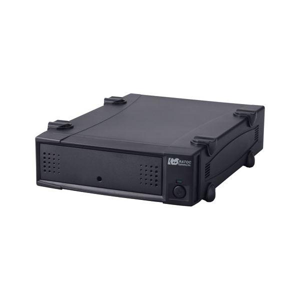 ラトックシステム USB3.0/eSATA 5インチドライブケース RS-EC5-EU3X 送料無料!