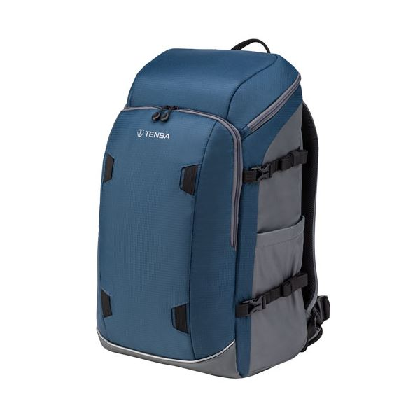 TENBA SOLSTICE BACKPACK 24L ブルー V636-416 送料無料!