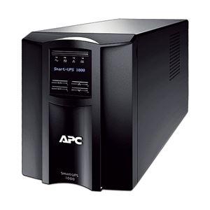 シュナイダーエレクトリック APC Smart-UPS 1000 LCD 100V 5年保証 SMT1000J5W 送料込!