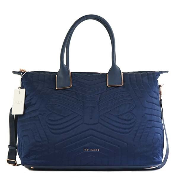 TED BAKER(テッドベーカー) トートバッグ 143255 10 NAVY 送料無料!