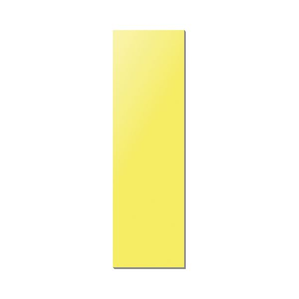 (まとめ) ソニック マグネットシート ミニサイズ 30×100×0.8mm 黄 MS-350-Y 1パック(10枚) 【×30セット】 送料無料!