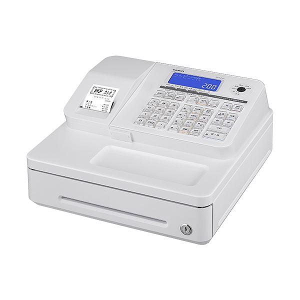 カシオ計算機 Bluetoothレジスター 10部門 (ホワイト) 送料無料!
