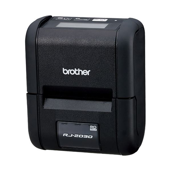 ブラザー 2インチ用紙幅感熱モバイルプリンター(レシート専用モデル)RJ-2030 1台 送料無料!