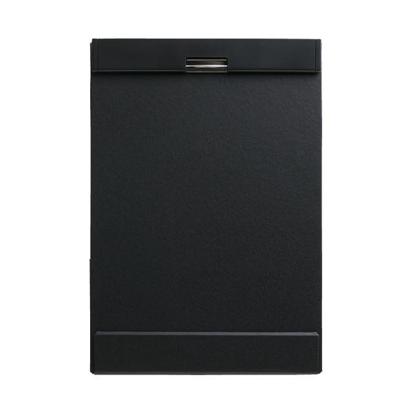 (まとめ)キングジム クリップボード マグフラップ 5085クロ(×50セット) 送料込!