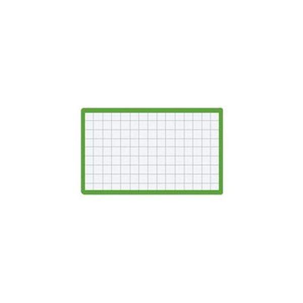 (まとめ)コクヨ マグネット見出し 43×74mm緑 マク-403G 1セット(10個)【×10セット】 送料無料!