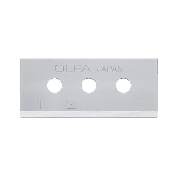 (まとめ)オルファ セーフティラップカッター替刃10枚入 XB210【×100セット】 送料込!
