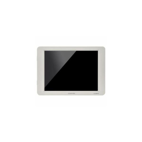 センチュリー 8インチHDMIマルチモニター plus one HDMI グレイッシュホワイト LCD-8000VH2W 送料込!