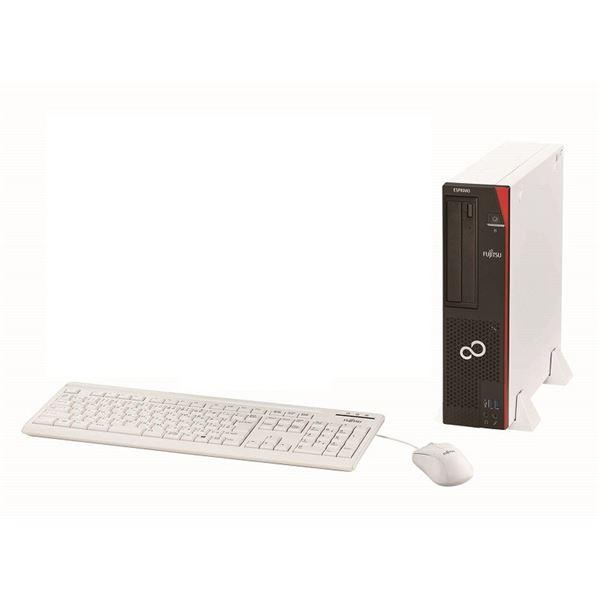 FUJITSU ESPRIMO D588/VX (Corei7-8700/8GB/500GB/Smulti/Win10 Pro 64bit/Office Personal 2019) 送料込!