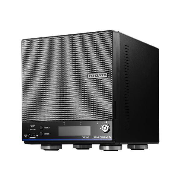 アイ・オー・データ機器 10GbE対応LinuxベースOS搭載 法人向け2ドライブ BOXタイプNAS 12TB HDL2-HA12 送料込!
