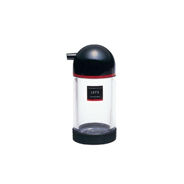 (まとめ) 醤油差し/キッチン用品 【大】 直径53×高さ125mm 液だれしにくい構造 『レッツ』 【×30個セット】 送料無料!