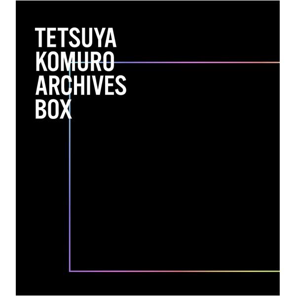 TETSUYA KOMURO ARCHIVES BOX CD9枚組(T盤・K盤各4枚+盤1枚) 送料込!