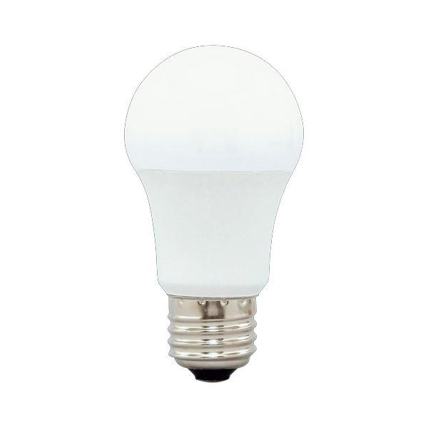(まとめ)アイリスオーヤマ LED電球60W E26 全方向 電球色 4個セット【×5セット】 送料込!