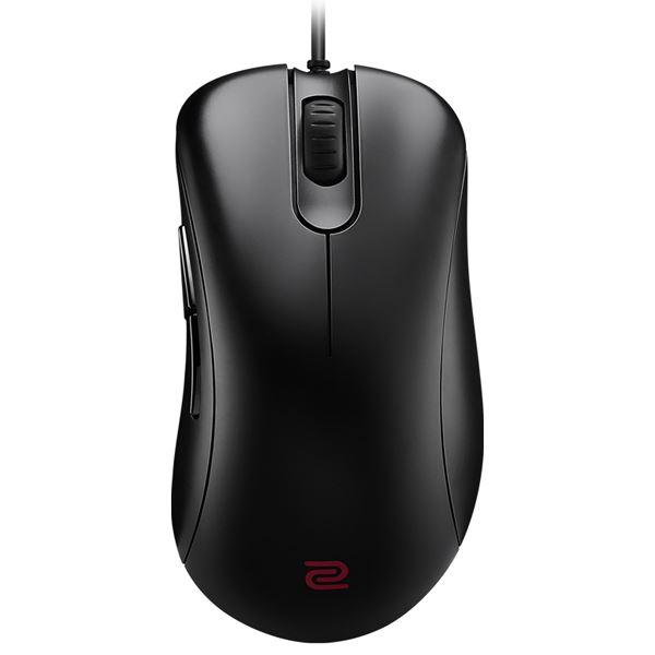 ベンキュー ゲーミングマウス ZOWIE EC1(ブラック/3360センサー/光学式/USB有線/ドライバーソフト不要/4段階DPI/5ボタン/右利き用/97g/Lサイズ) 送料無料!