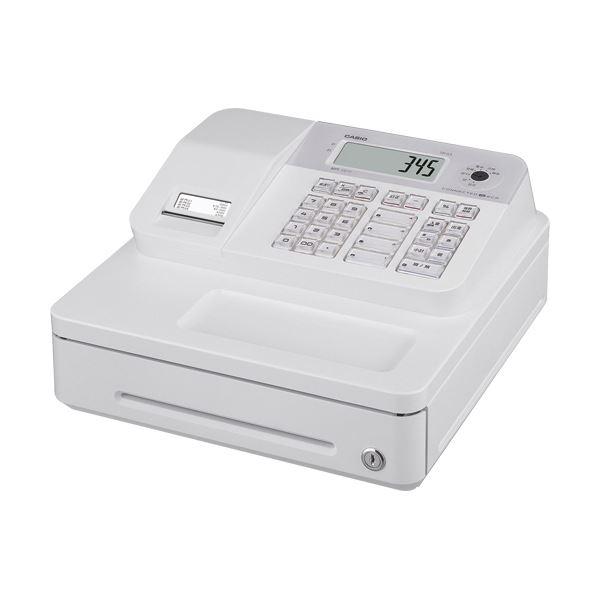 カシオ Bluetoothレジスターホワイト SR-G3-WE 1台 送料無料!