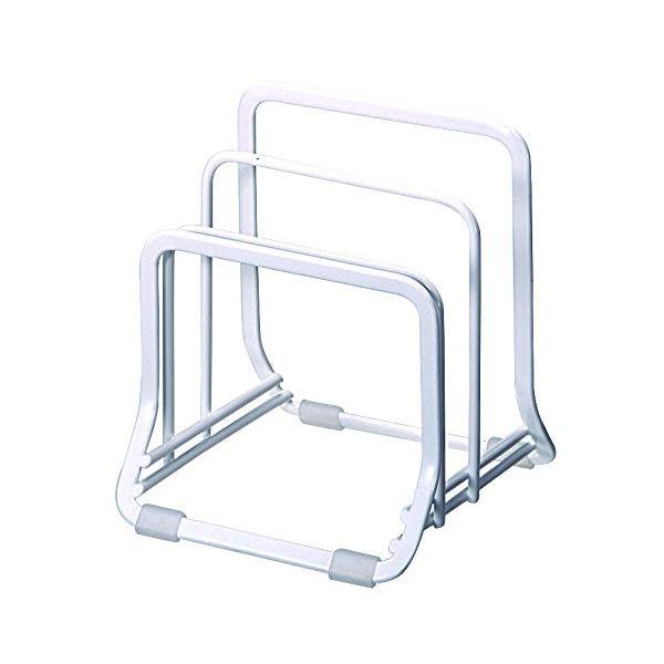 (まとめ) まな板立て/まな板スタンド 【Wコート】 仕切りつき キッチン用品 『Nポゼ』 【36個セット】 送料込!