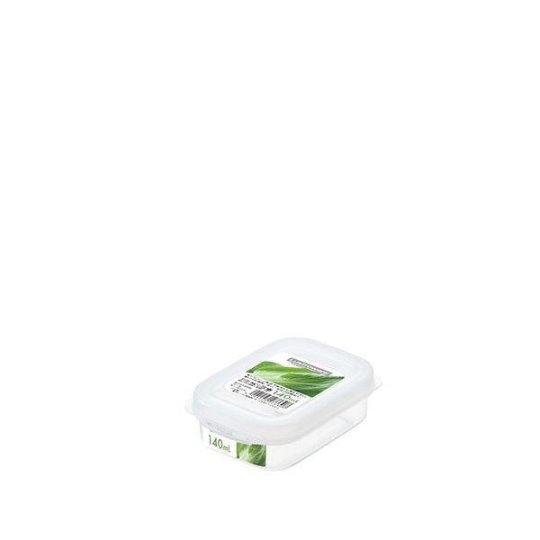 (まとめ) フードケース/保存容器 【SSサイズ】 角型 銀イオンAg+効果 取っ手つき キッチン用品 【×240個セット】 送料込!