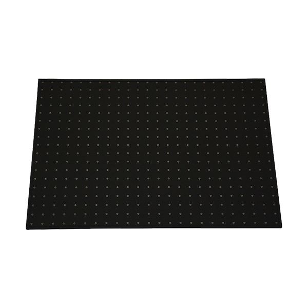 光 パンチングボード フレーム付(約450×600mm) 黒 PGBD406-1 1セット(5枚) 送料込!